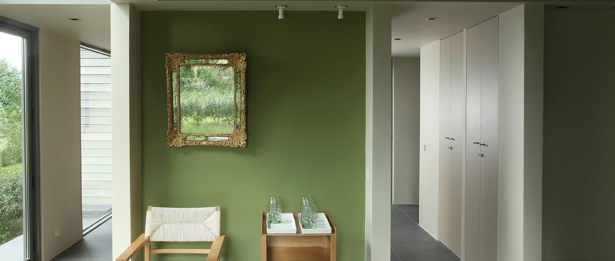 Confluence - une collection de teintes par Robert Gervais pour Ressource, Maison d'Edition de Peintures et Papiers Peints