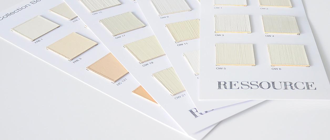 Collection Les Blancs Cassés - Ressource Peintures