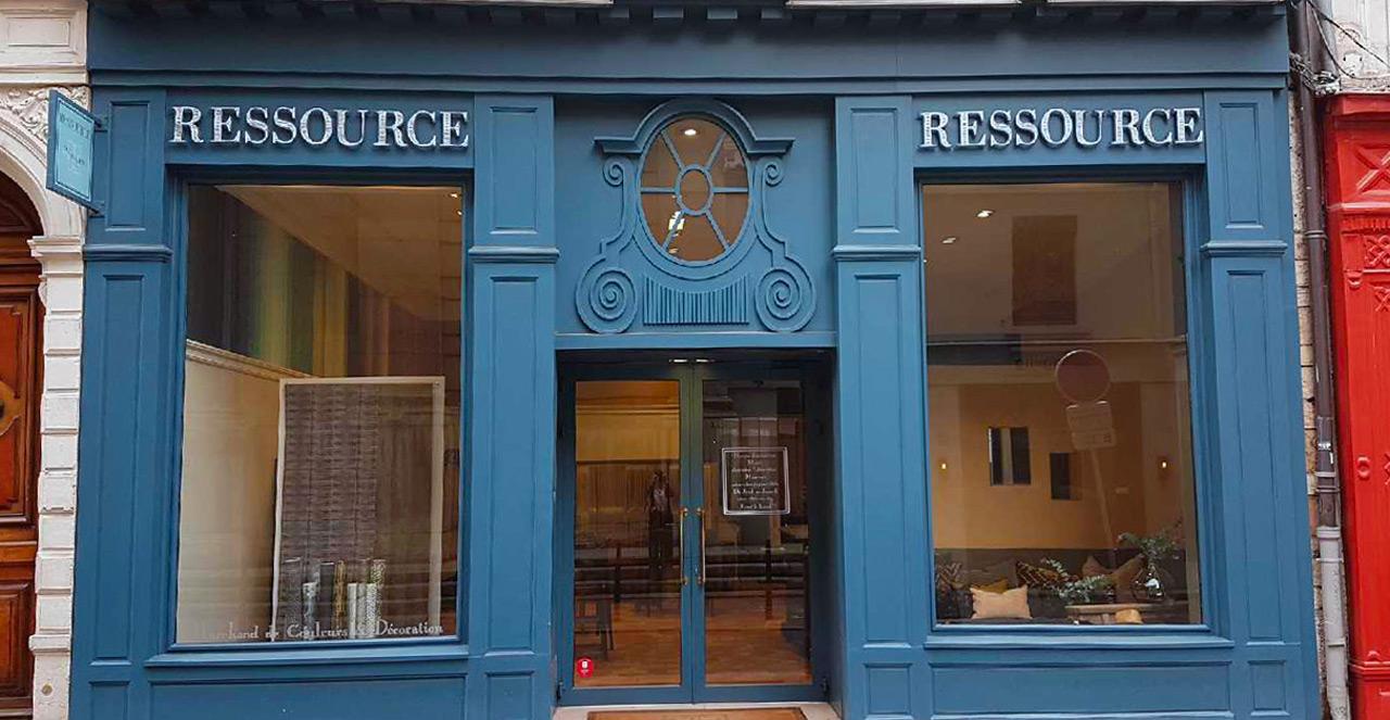 Boutique Ressource Lyon