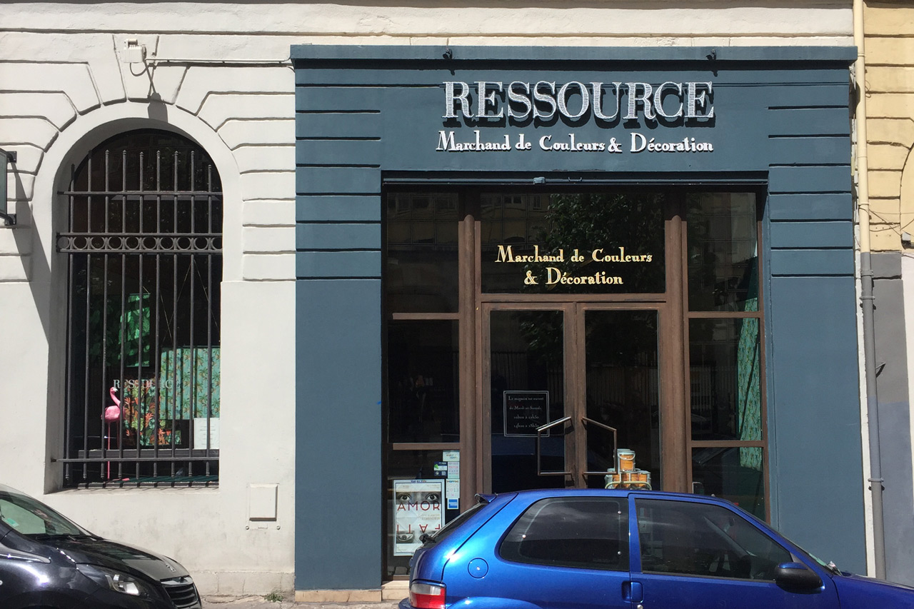 Ressource Marseille