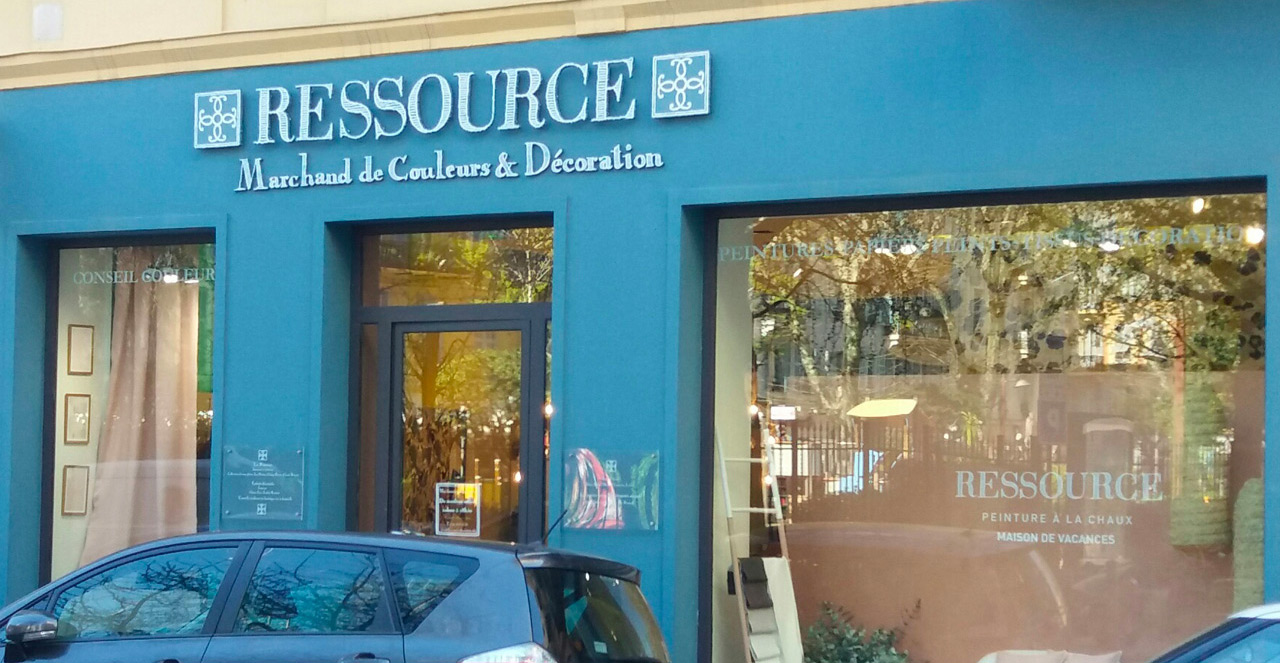 Boutique Ressource Nice