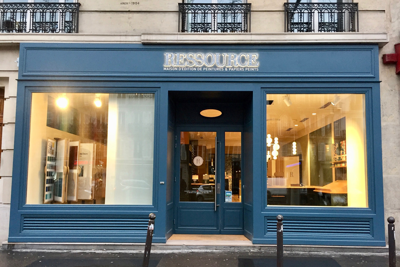 Boutique Ressource Paris Le Marais