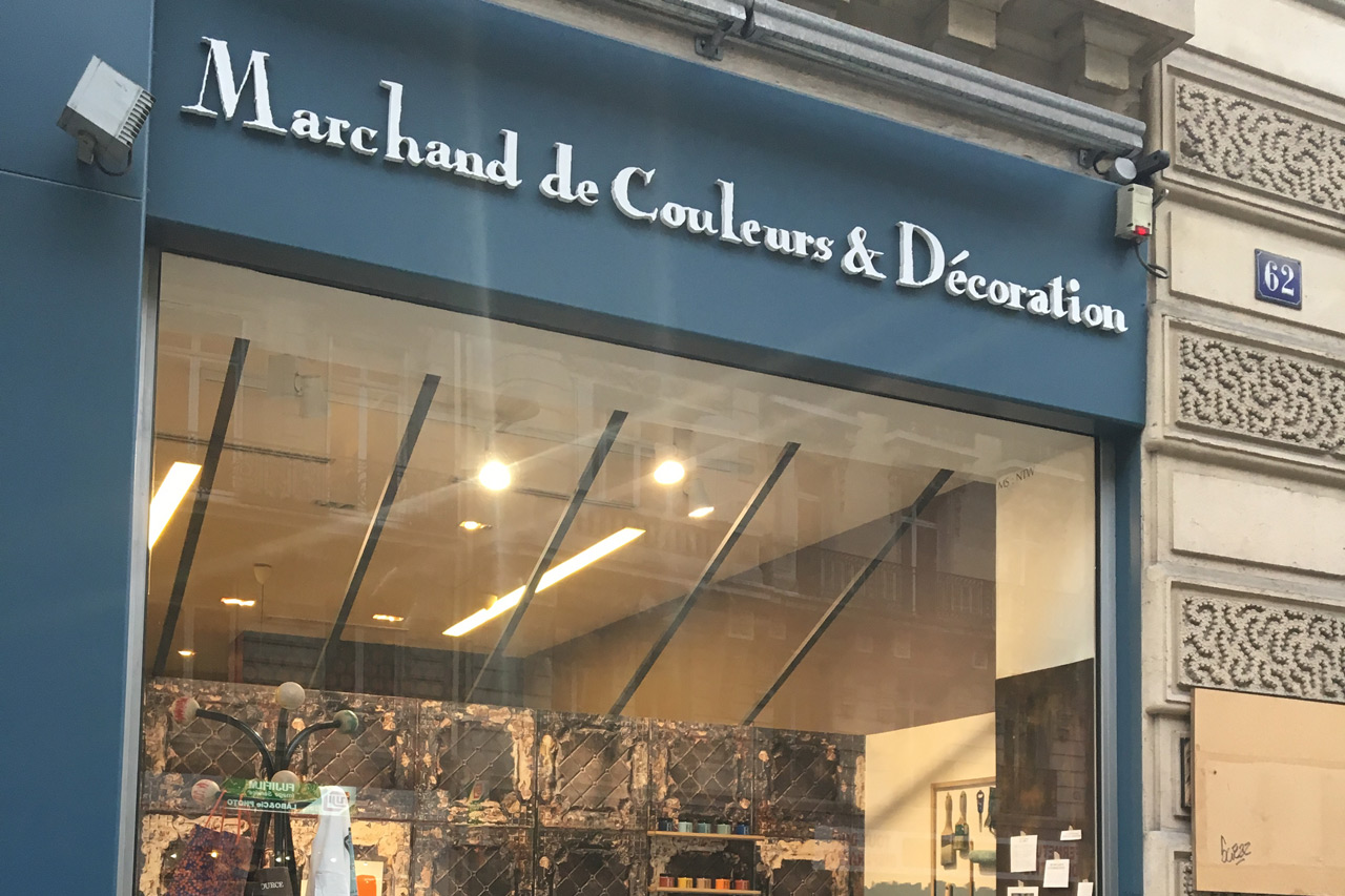 Boutique Ressource Paris Rive Droite