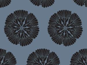 Papier Peint Ressource, Collection Forestine, Motif Albizia, Variation A04