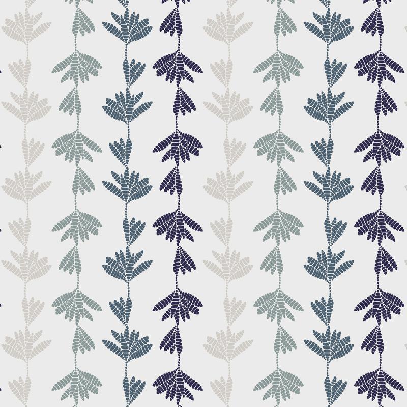 Papier Peint Ressource, Collection Forestine, Motif Lya, Variation L01