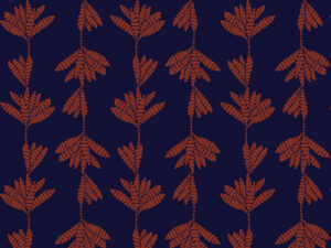Papier Peint Ressource, Collection Forestine, Motif Lya, Variation L03