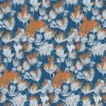 Papier Peint Ressource, Collection Forestine, Motif Pissenlit Variation P03