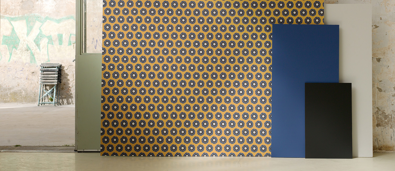 Papier Peint Ressource, Collection Forestine, Motif Albizia