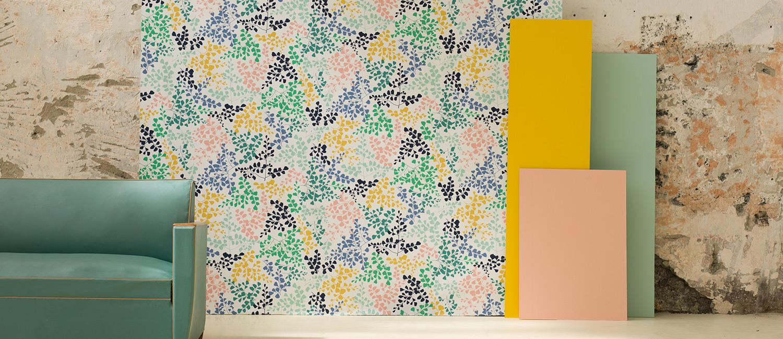Papier Peint Ressource, Collection Forestine, Motif Venus