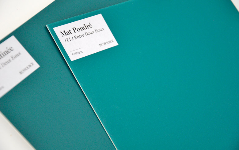 finition Mat Poudré - Ressource Peintures