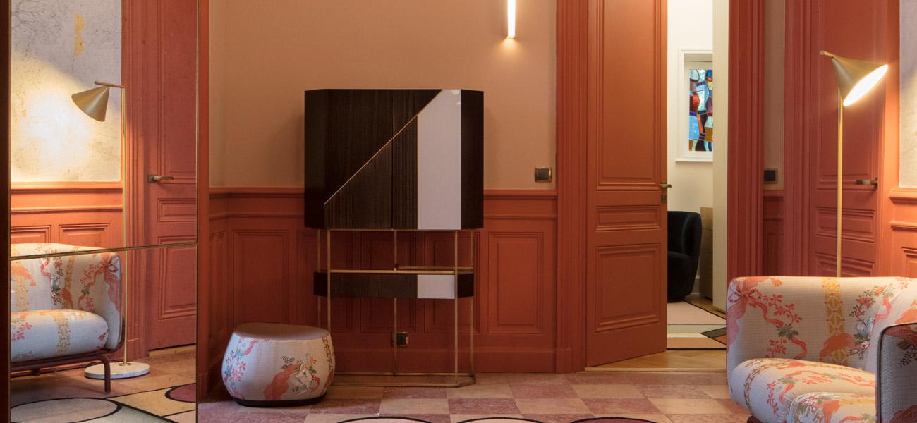 Hôtel particulier, Claude Cartier