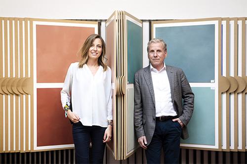 Pauline & Daniel Chauvin - Ressource Peintures