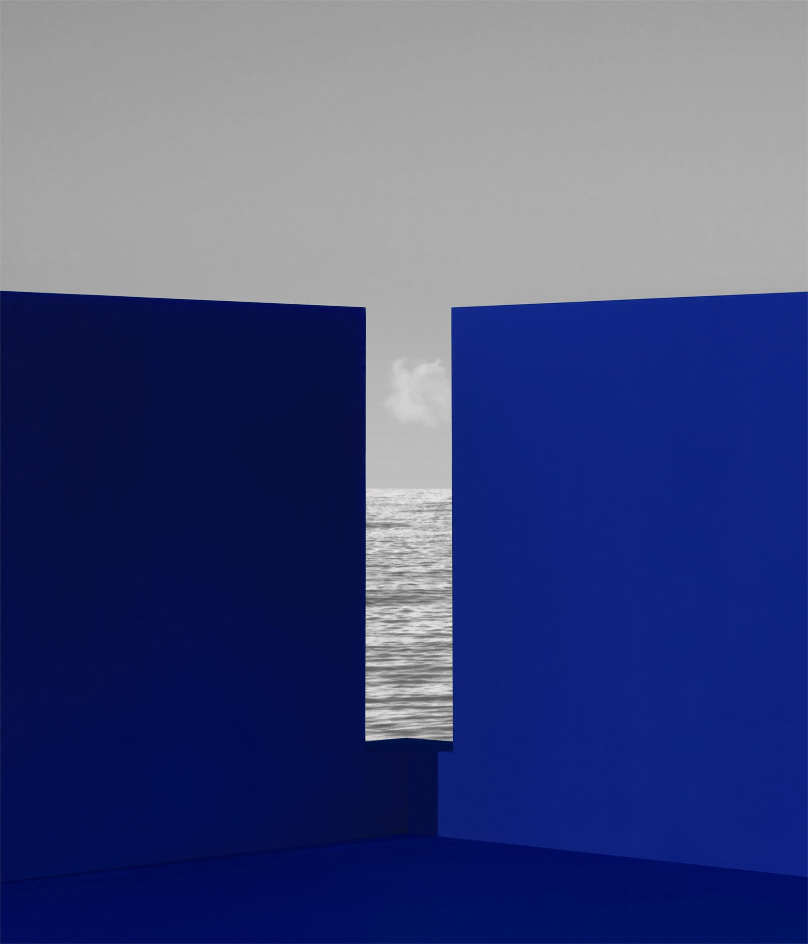 Yves Klein x Ressource