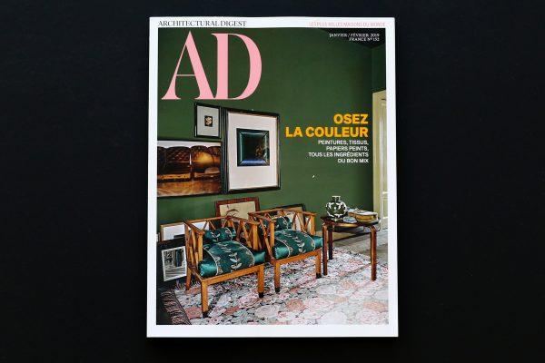 AD magazine - janvier 2019