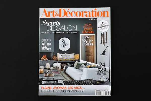Art & Décoration - janvier 2018