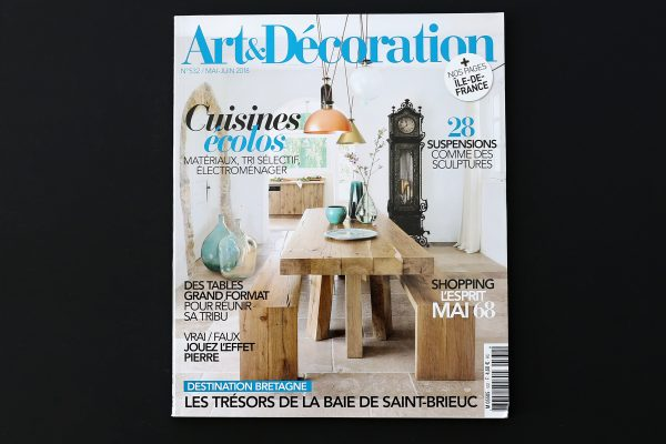 Art & Décoration - mai 2018