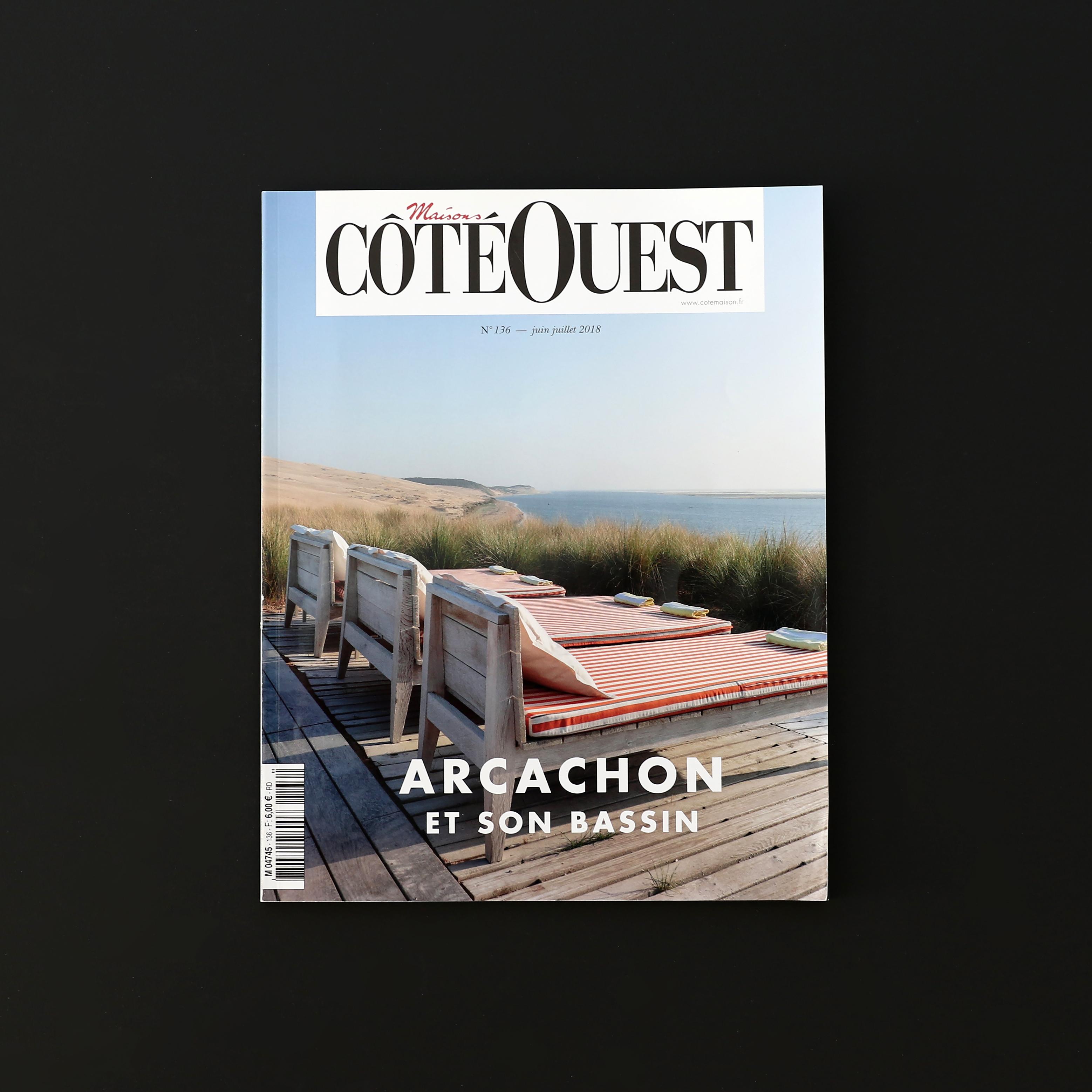 Côté Ouest - juillet 2018