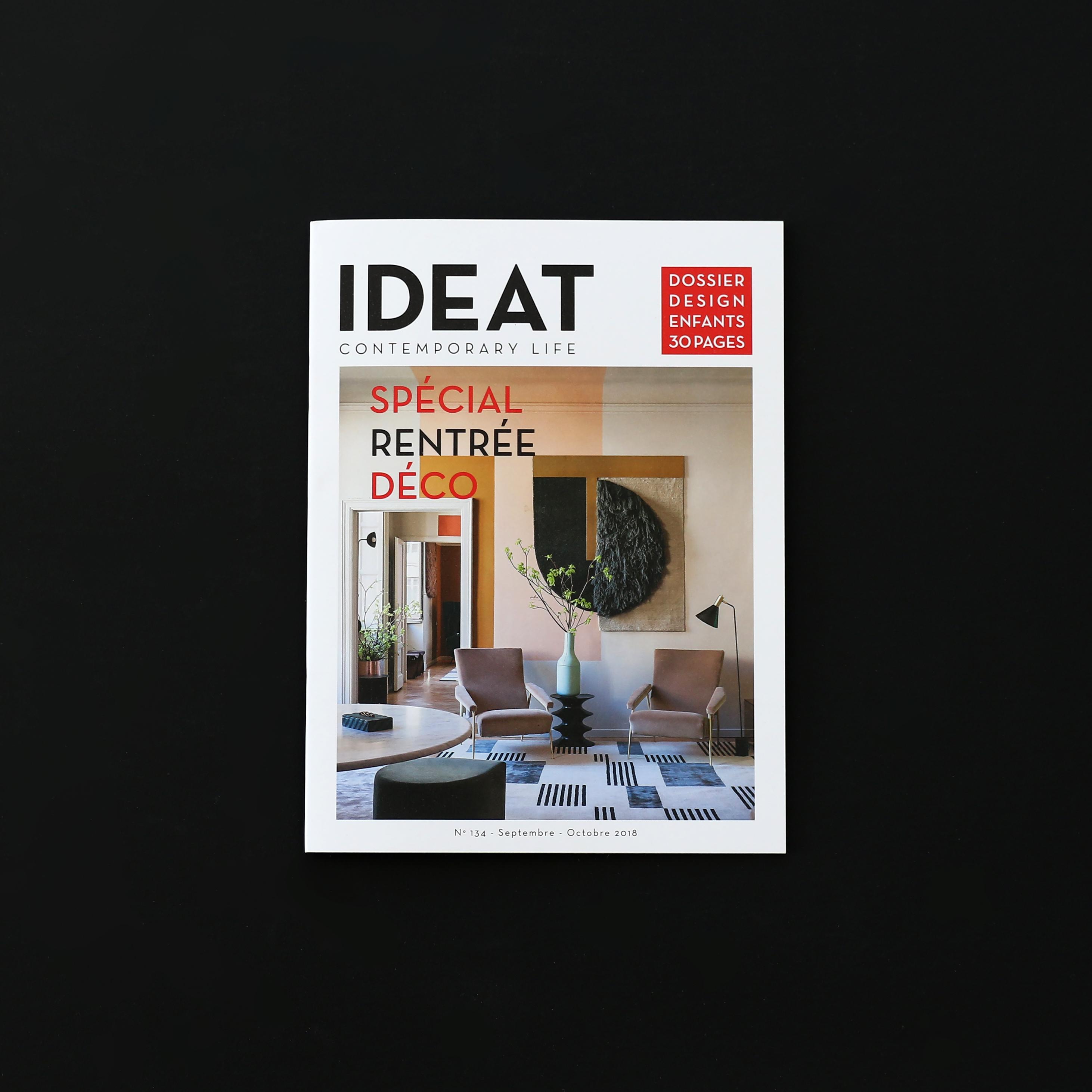 IDEAT - supplément septembre 2018