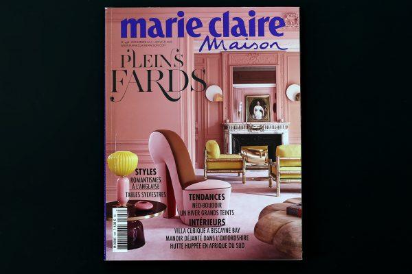 Marie-Claire - Janvier 2018