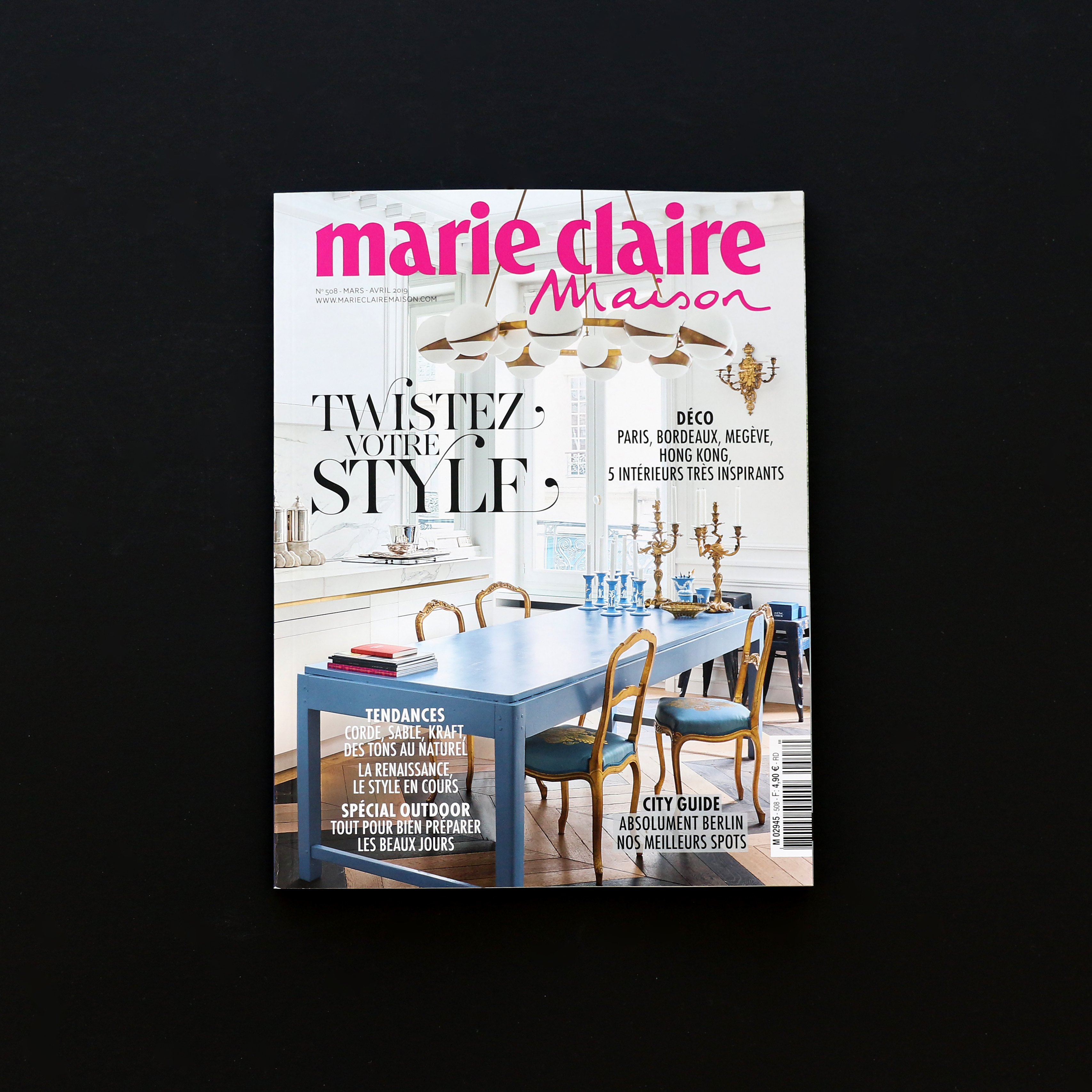 Marie-Claire - mars 2019