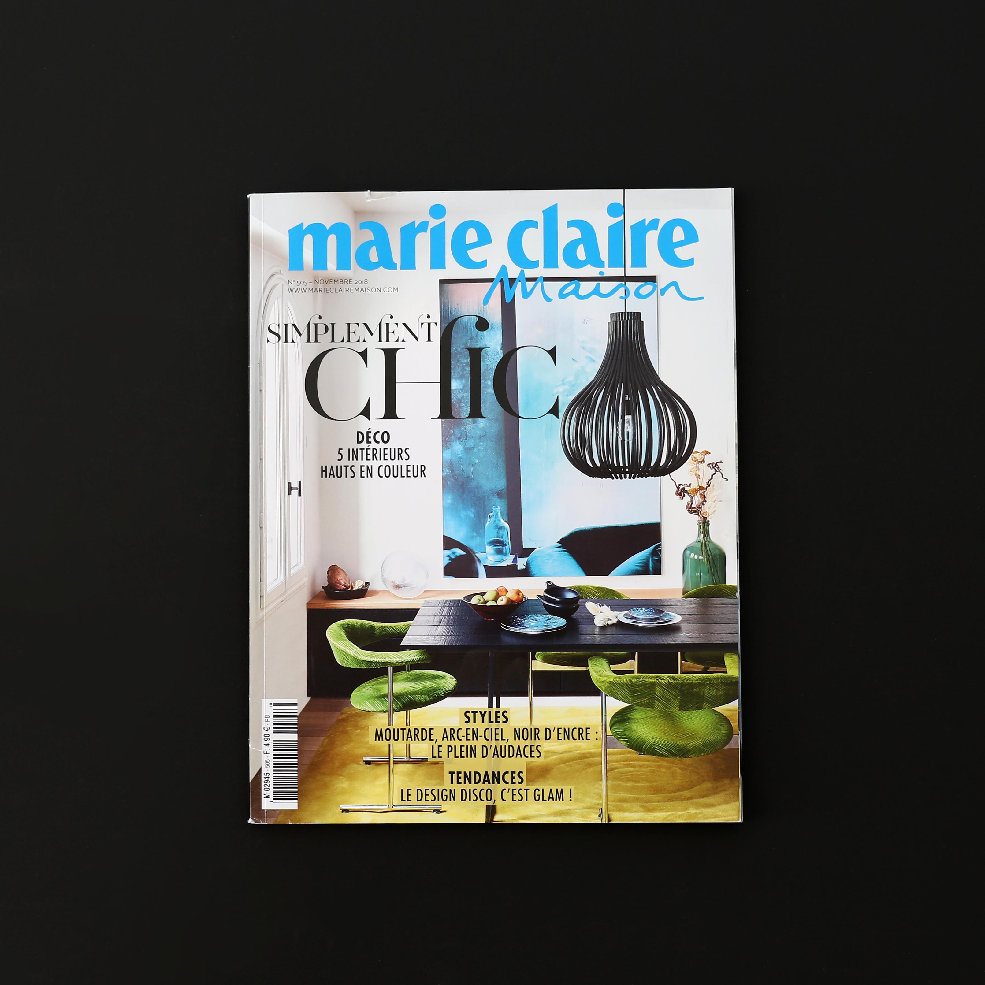 Marie-Claire - novembre 2018