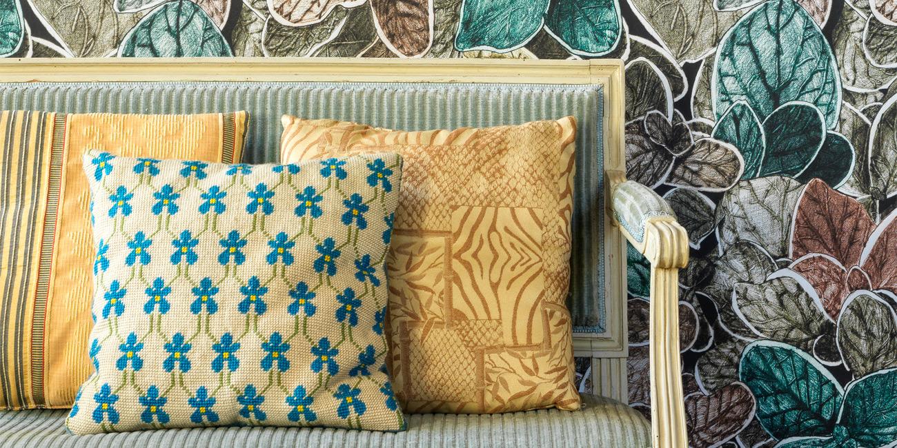 Papier Peint Ressource, Collection Faune & Flore, motif Charmille