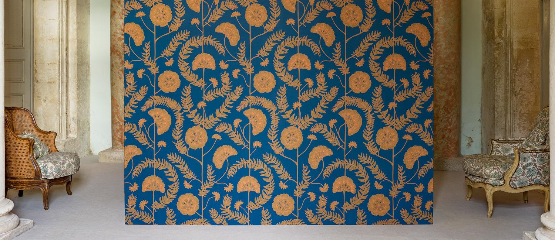 Papier Peint Ressource, Collection Faune & Flore, Motif Anna