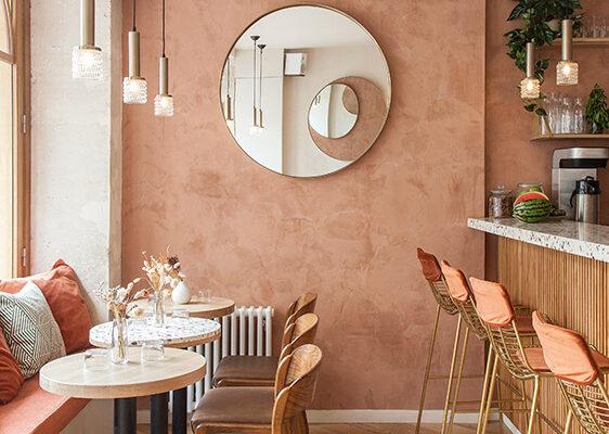 restaurant Caracoli par le studio Ett Hem