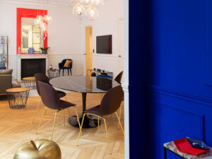 Appartement par Elisa Luzzato - Studio EL/A9