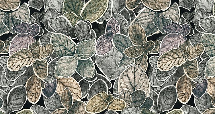 Papier Peint Ressource, Collection Faune & Flore, Motif Charmille, Variation CP03