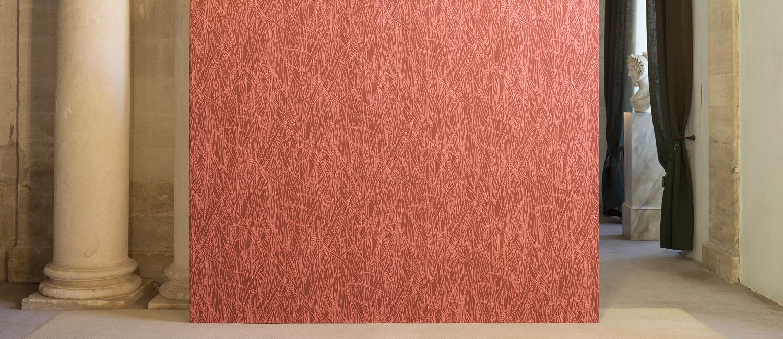 Papier Peint Ressource, Collection Faune & Flore, Motif Herbes Folles