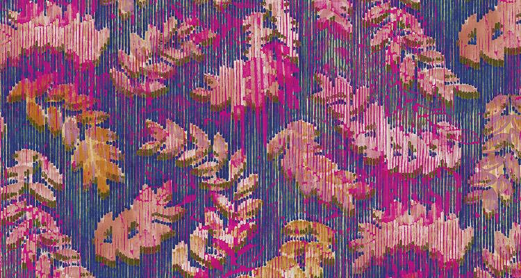 Papier Peint Ressource, Collection Faune & Flore, Motif Rameaux, Variation RG08