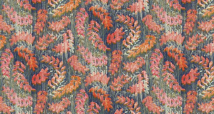 Papier Peint Ressource, Collection Faune & Flore, Motif Rameaux, Variation RP01