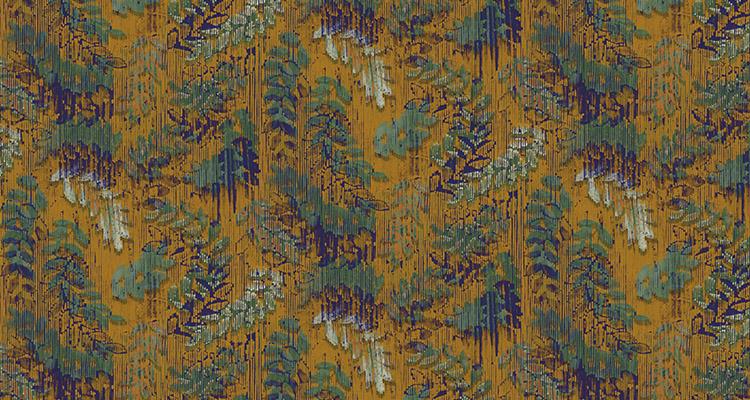 Papier Peint Ressource, Collection Faune & Flore, Motif Rameaux, Variation RP03