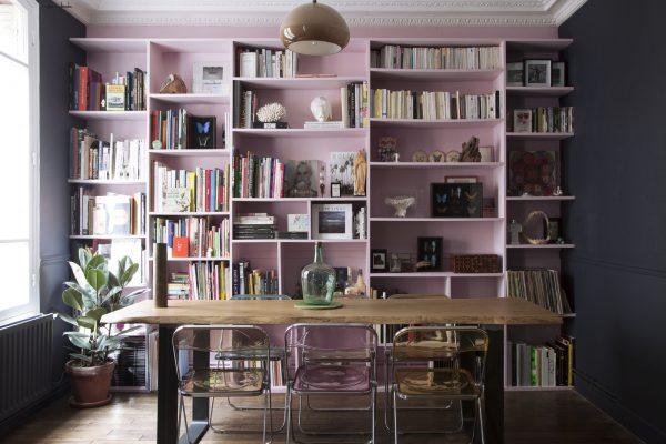 Chez Laurent & Marie : un appartement tout en Ressource !