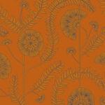 Papier Peint Ressource, Collection Faune & Flore, Motif Anna, Variation AA06