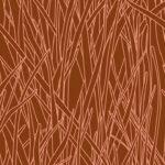 Papier Peint Ressource, Collection Faune & Flore, Motif Herbes Folles, Variation HF01