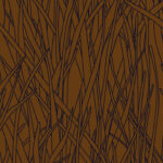 Papier Peint Ressource, Collection Faune & Flore, Motif Herbes Folles, Variation HF03
