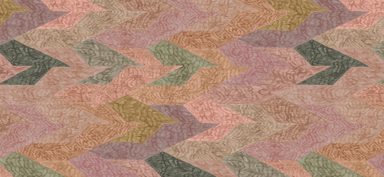 Papier Peint Ressource, Collection Faune & Flore, Motif Nuée, Variation NG06