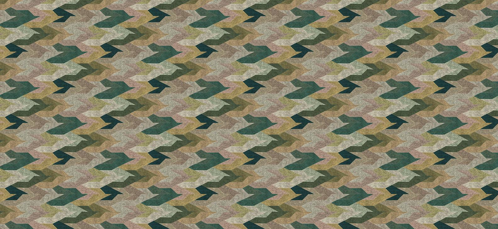 Papier Peint Ressource, Collection Faune & Flore, Motif Nuée, Variation NP05