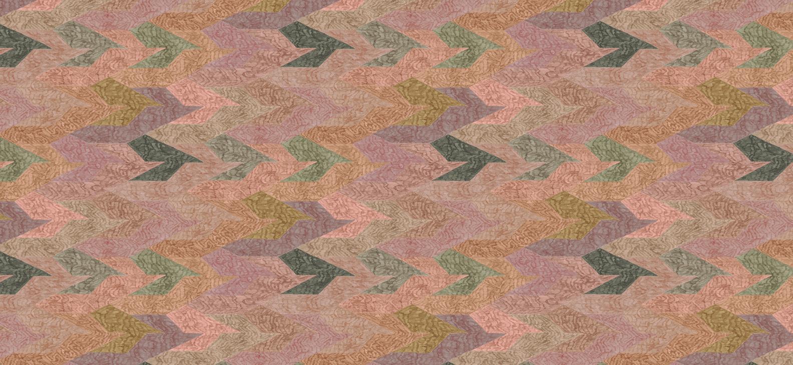 Papier Peint Ressource, Collection Faune & Flore, Motif Nuée, Variation NP06