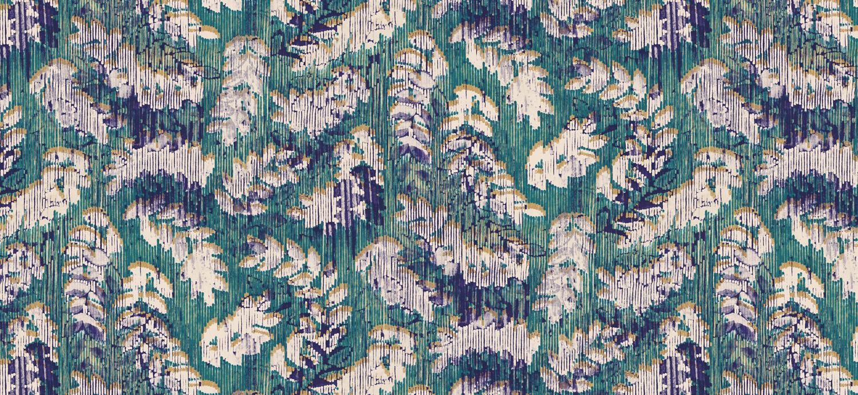 Papier Peint Ressource, Collection Faune & Flore, Motif Rameaux, Variation RP07