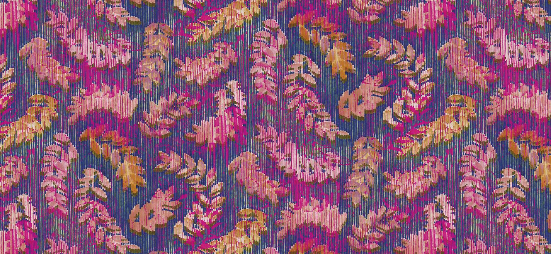 Papier Peint Ressource, Collection Faune & Flore, Motif Rameaux, Variation RP08