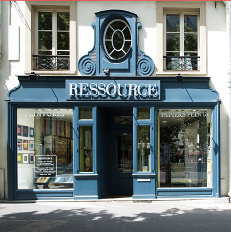 Votre boutique RESSOURCE