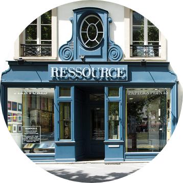 Boutique Ressource Peintures
