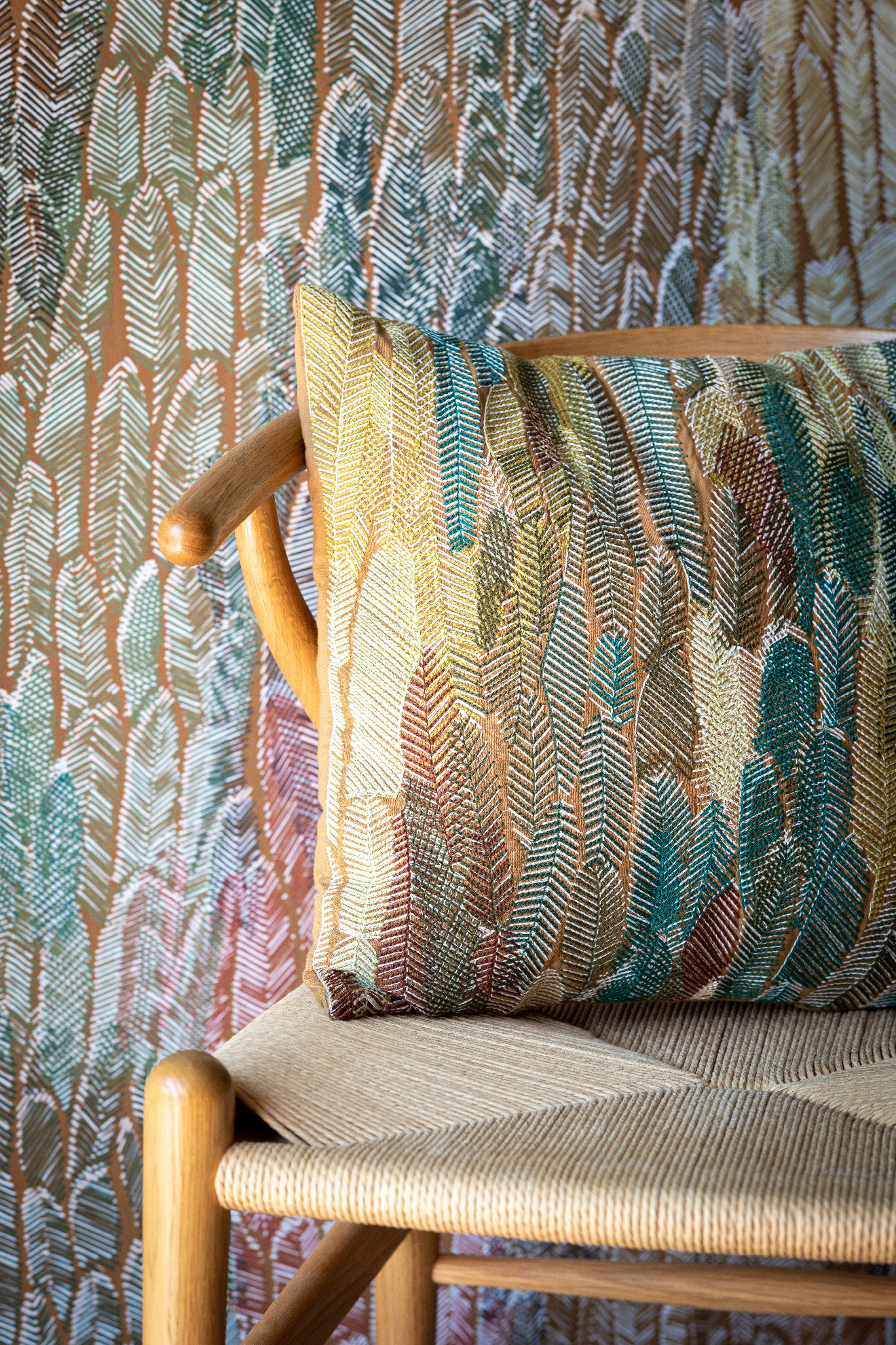 Coussin Plumage Jamini x Ressource 65x40_a