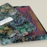 Boite échantillons A4 papiers peints Faune & Flore