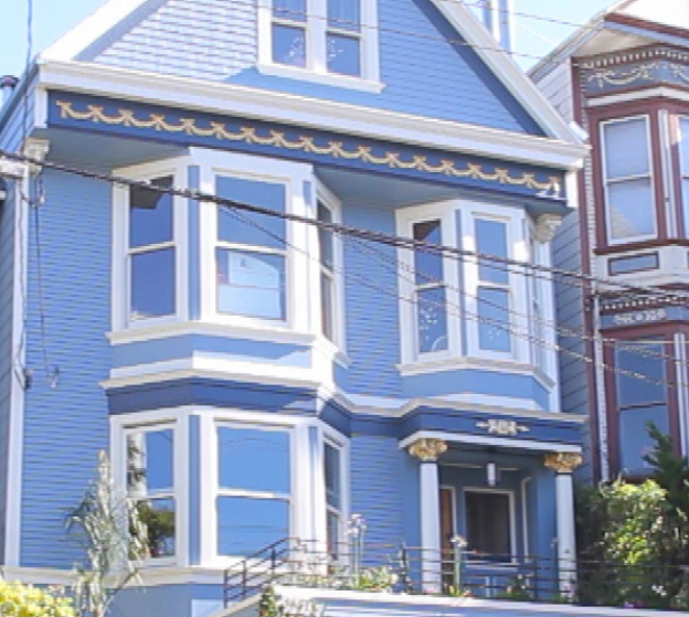 San Francisco - Ressource Peintures