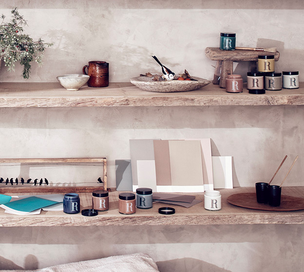 Chaux Ferrée - Collection Maison de Vacances x Ressource